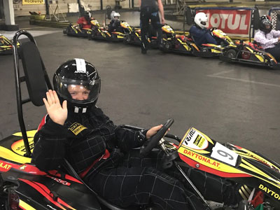 Bild: Charity Kart Race